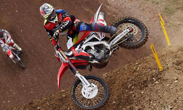 Мотоциклист Бобрышев не будет принимать участие в мотокроссе наций