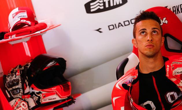 MotoGP: Ducati прошла тест в Мизано, который длился два дня
